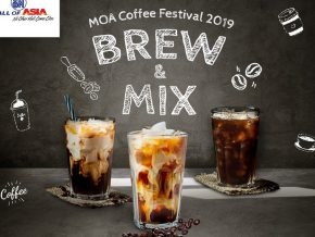 Appreciate Your Cup of Joe at SM Mall of Asia Coffee Festival