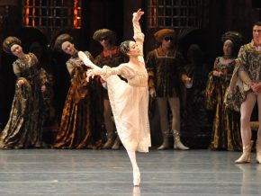 Witness Stella Abrera & Rising Stars of American Ballet Theatre Featuring James Whiteside