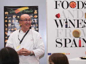Explore Spanish Cuisine With Chef JC de Terry's Masterclass