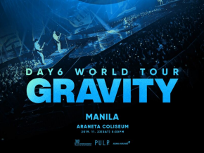 Day6 Is Coming Back to Manila for Gravity World Tour