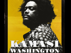 Kamasi Washington Live in Manila @ SM Skydome