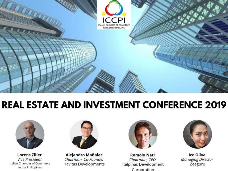 Real Estate and Investment Conference 2019 @ Dusit Thani Manila