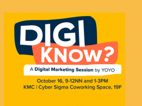 Jumpstart Your Digital Growth with DIGI KNOW on October 16