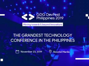 Explore New Technologies at GDG DevFest 2019
