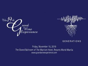 Sample Premium Liquor at the 19th Grand Wine Experience This November