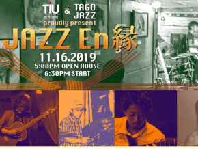 TIU Theater Makati and TAGO JAZZ Cafe Present Jazz EN on November 16
