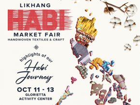 Support Local Weavers at the 9th Likhang HABI Market Fair