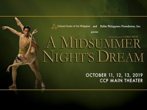Behold Ballet Philippines A Midsummer Night's Dream
