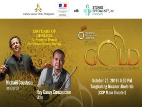 Witness the Philippine Philharmonic Orchestra Pay Tribute to Hector Berlioz