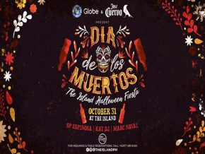 The Island in Uptown Bonifacio Brings Dia de los Muertos This Halloween