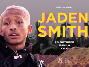 Catch Jaden Smith LIVE in Manila This October
