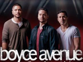 Catch Boyce Avenue in Manila on February 2020