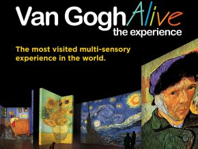 Van Gogh Alive Takes You to An Artistic Journey in Time and Space