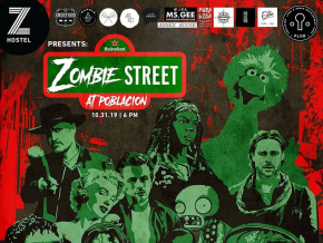 Zombie Street at Poblacion is the Halloween Party You Should Not Miss