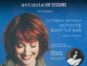 I'M Hotel Antidote Live Sessions Presents Sixpence None the Richer's Leigh Nash