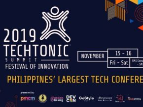 Catch Techtonic Summit This November for A Festival of Innovation