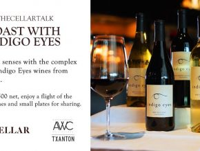 Taste the Best of Indigo Eyes Wines at the Cellar Talk in Grand Hyatt Manila