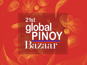Score Local Products at the 21st Global Pinoy Bazaar in Manila