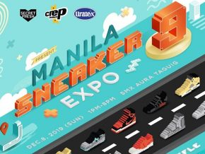 Buy and Sell Sneakers at the 9th Manila Sneaker Expo This December