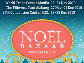 Catch the First Leg of Noel Bazaar 2019 at the World Trade Center