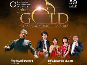 Witness the Philippine Philharmonic Orchestra Perform with Japan's SORA Ensemble