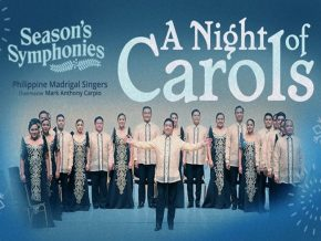 Spend 'A Night of Carols' with the Philippine Madrigal Singers this December