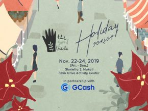 The Good Trade Brings Sustainable Holiday Bazaar in Glorietta