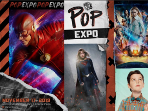 Get Ready to Geek Out at the Warner TV Pop Expo This November