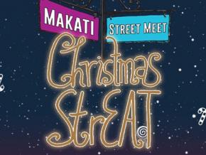 Feel the Christmas Spirit at Makati Street Meet: Christmas Streat This December