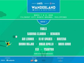 Catch the Wanderland Music & Arts Festival in March 2020