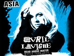 Gear Up for Avril Lavigne's Head Above Water Tour in Manila @ Araneta Coliseum