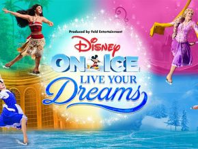 Get Ready to Live Your Dreams with Disney on Ice 2019 This Holiday