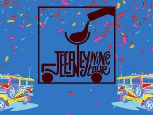Tour Around BGC and Taste an Exquisite Wine Selection at the Jeepney Wine Tour 2020 @ Bonifacio Global City