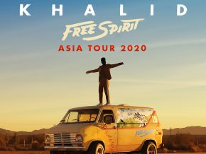 Khalid Goes Back to Manila for His Headline 'Free Spirit World Tour 2020′