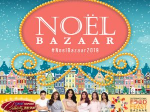 Noel Bazaar to End 2019 Event Series at the SMX Convention Center @ SMX Convention Center