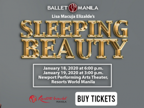 Ballet Manila Stages Sleeping Beauty This January