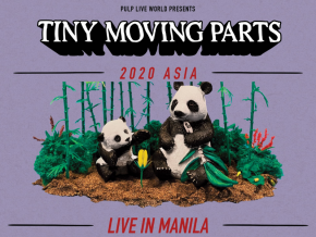 Tiny Moving Parts Returns to Manila This February