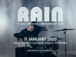 "Planetshakers Conference ""RAIN"" Manila 2020 Happening This January"