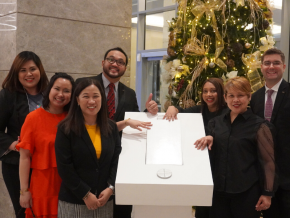 Ascott Limited Philippines Welcomes the Holiday Season with Milestones and Recognition