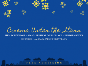 Catch Renowned Local Films at Cinema Under the Stars on December 13 to 15