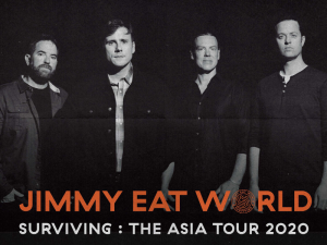 Catch Jimmy Eat World Live for the First Time in Manila This March @ New Frontier Theater