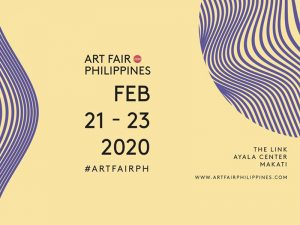 Explore Contemporary Visual Art at Art Fair Philippines 2020 @ The Link