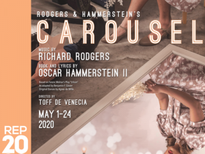 Repertory Philippines To Stage Carousel on May 2020 @ Onstage Theater