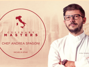 Michelin-Star Chef Andrea Spagoni Next in Line for Solaire's Culinary Masters Series