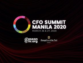Biggest Business Meeting CFO Summit Manila 2020 is Happening This March