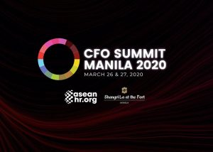 Biggest Business Meeting CFO Summit Manila 2020 is Happening This March @ Shangri-La at the Fort