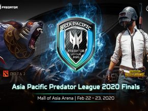 Witness the Battle of Champions at the Asia Pacific Predator League 2020