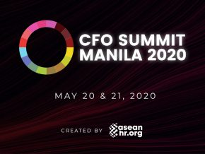 Biggest Business Meeting CFO Summit Manila 2020 is Happening This May