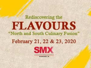 Rediscover the Flavors of Culinary Fusion at the Food and Hotel Expo Manila on February 2020 @ SMX Manila Convention Center