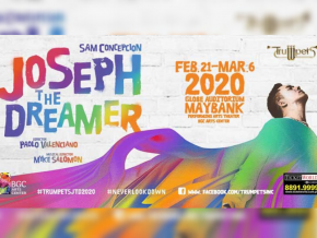 Trumpets Restages Its Longest-Running Musical 'Joseph The Dreamer'